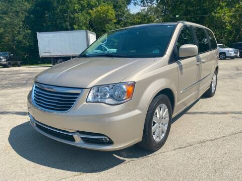 2016 Chrysler Town and Country for sale at Elite Motors in Uniontown PA