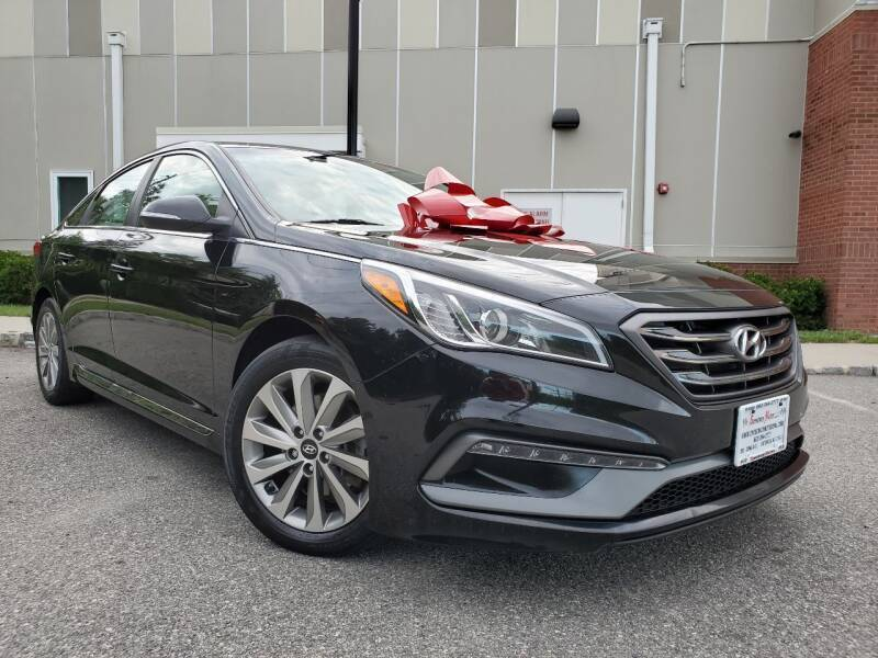 2017 Hyundai Sonata for sale at Speedway Motors in Paterson NJ