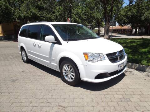 2016 Dodge Grand Caravan for sale at Family Truck and Auto.com in Oakdale CA