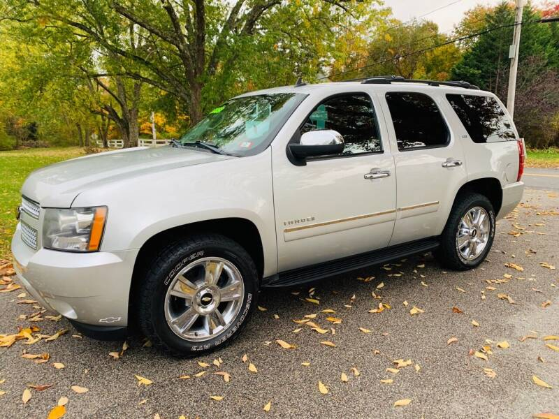 2010 Chevrolet Tahoe for sale at 41 Liberty Auto in Kingston MA