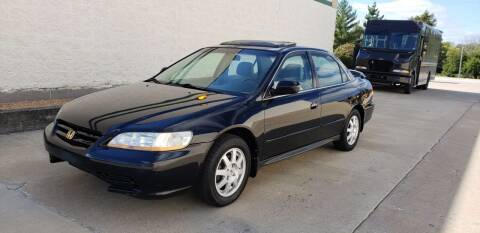 2002 Honda Accord for sale at Auto Choice in Belton MO