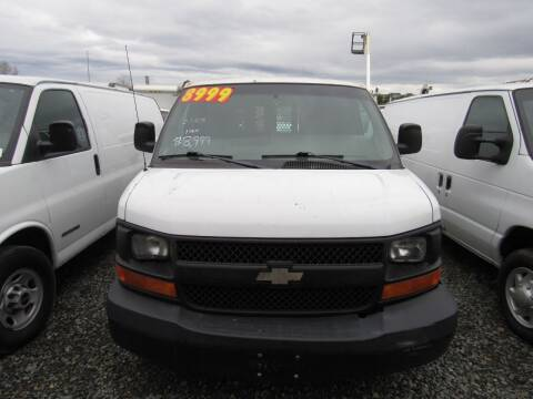 2003 Chevrolet Express Cargo for sale at Royal Auto Sales, LLC in Algona WA