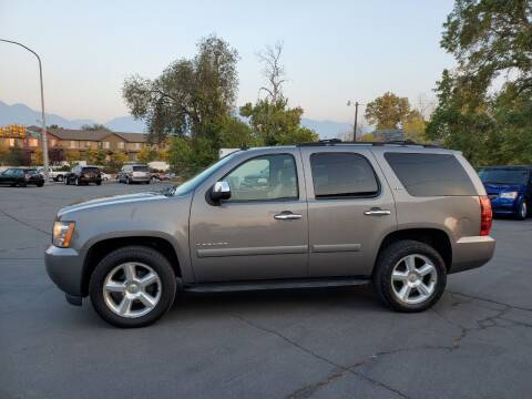 2007 Chevrolet Tahoe for sale at UTAH AUTO EXCHANGE INC in Midvale UT
