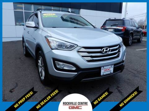 2016 Hyundai Santa Fe Sport for sale at Rockville Centre GMC in Rockville Centre NY