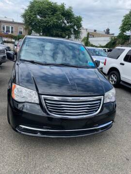 2014 Chrysler Town and Country for sale at GARET MOTORS in Maspeth NY