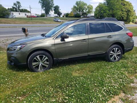 2019 Subaru Outback for sale at 220 Auto Sales in Rocky Mount VA