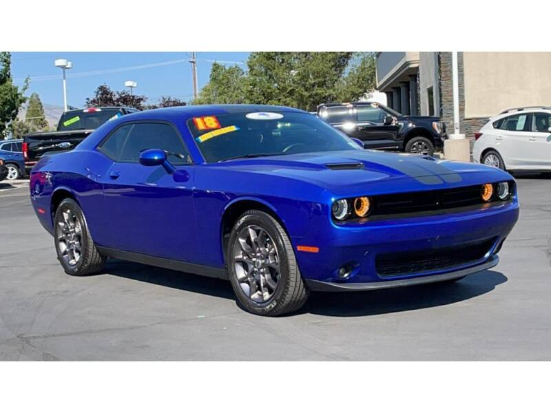2018 Dodge Challenger for sale in Reno, NV