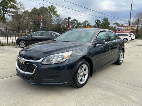 2013 Chevrolet Malibu for sale at Auto Land Of Texas in Cypress TX
