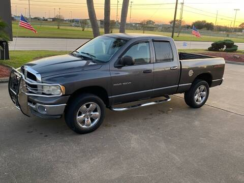 2003 Dodge Ram Pickup 1500 for sale at M A Affordable Motors in Baytown TX
