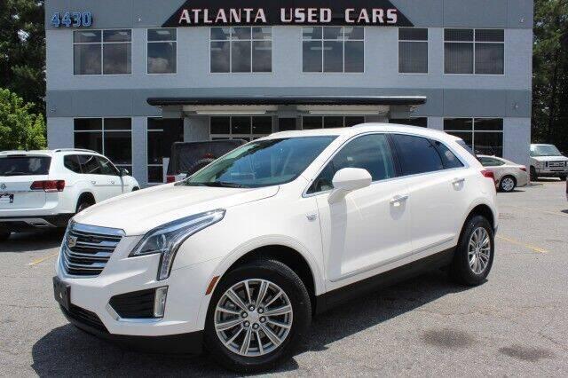 2018 Cadillac XT5 for sale in Lilburn, GA