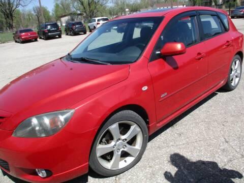 2005 Mazda MAZDA3 for sale at Dons Carz in Topeka KS