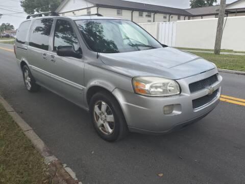 2007 Chevrolet Uplander for sale at Carlando in Lakeland FL