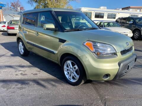 2011 Kia Soul for sale at Diamond Auto Sales in Pleasantville NJ