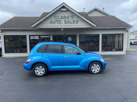 2008 Chrysler PT Cruiser for sale at Clarks Auto Sales in Middletown OH