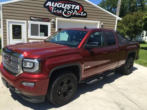 2016 GMC Sierra 1500 for sale at Augusta Tire & Auto in Augusta WI