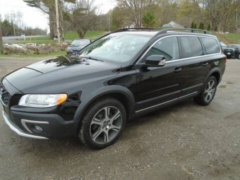 2014 Volvo XC70 for sale at Wimett Trading Company in Leicester VT
