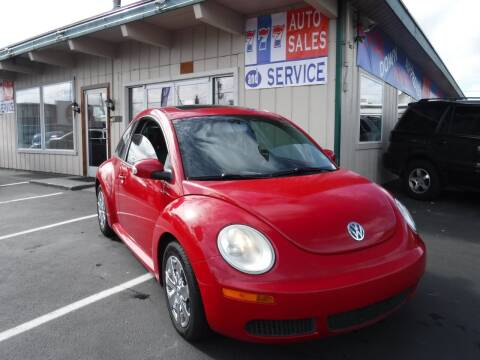 2007 Volkswagen New Beetle for sale at 777 Auto Sales and Service in Tacoma WA