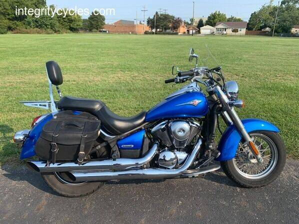 2009 Kawasaki Vulcan 900 Classic for sale at INTEGRITY CYCLES LLC in Columbus OH