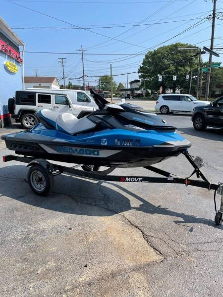2018 Sea-Doo 130 for sale at Kellis Auto Sales in Columbus OH