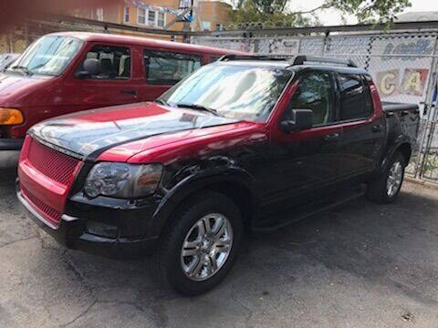 2007 Ford Explorer Sport Trac for sale at GREAT AUTO RACE in Chicago IL