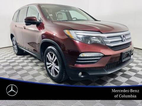 2016 Honda Pilot for sale at Preowned of Columbia in Columbia MO