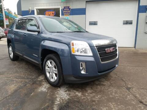 2011 GMC Terrain for sale at Fleetwing Auto Sales in Erie PA