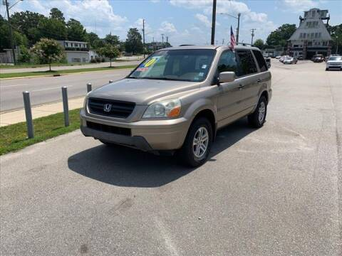 2005 Honda Pilot for sale at Kelly & Kelly Auto Sales in Fayetteville NC