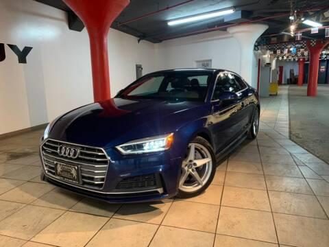 2018 Audi A5 for sale at EUROPEAN AUTO EXPO in Lodi NJ