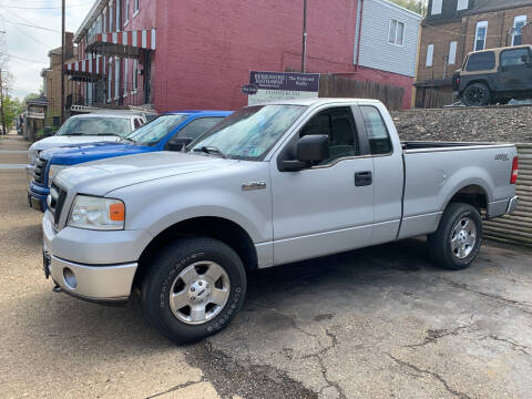 2007 Ford F-150 for sale at 57th Street Motors in Pittsburgh PA