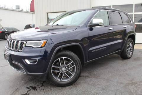 2018 Jeep Grand Cherokee for sale at Platinum Motors LLC in Reynoldsburg OH