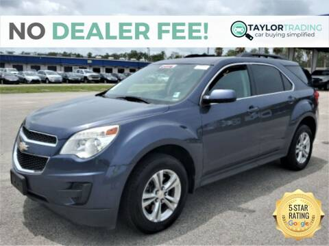 2014 Chevrolet Equinox for sale at Taylor Trading in Orange Park FL