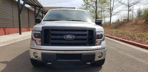 2013 Ford F-150 for sale at VIking Auto Sales LLC in Salem OR