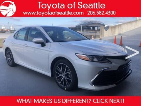 2022 Toyota Camry for sale at Toyota of Seattle in Seattle WA