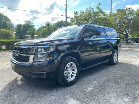 2020 Chevrolet Suburban for sale at ELITE AUTO WORLD in Fort Lauderdale FL