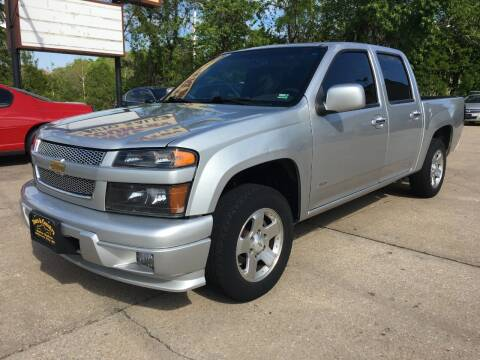 2012 Chevrolet Colorado for sale at Town and Country Auto Sales in Jefferson City MO
