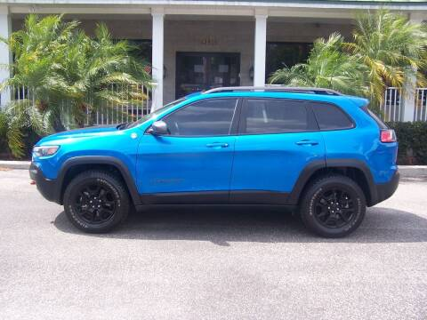 2019 Jeep Cherokee for sale at Thomas Auto Mart Inc in Dade City FL