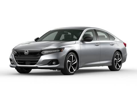 2021 Honda Accord for sale at MILLENNIUM HONDA in Hempstead NY