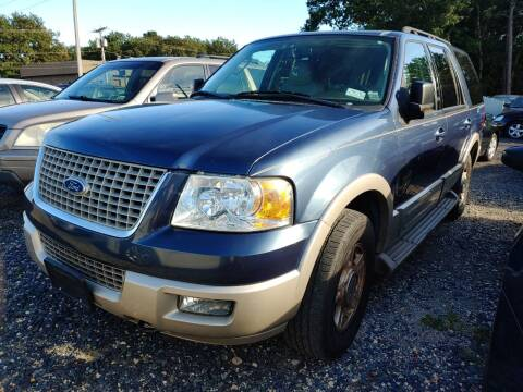 2006 Ford Expedition for sale at CRS 1 LLC in Lakewood NJ