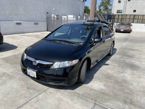 2009 Honda Civic for sale at Hunter's Auto Inc in North Hollywood CA