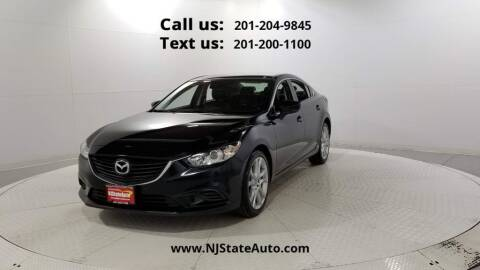 2017 Mazda MAZDA6 for sale at NJ State Auto Used Cars in Jersey City NJ