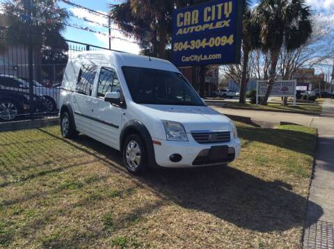 2012 Ford Transit Connect for sale at Car City Autoplex in Metairie LA