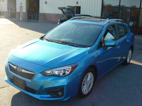 2018 Subaru Impreza for sale at North South Motorcars in Seabrook NH