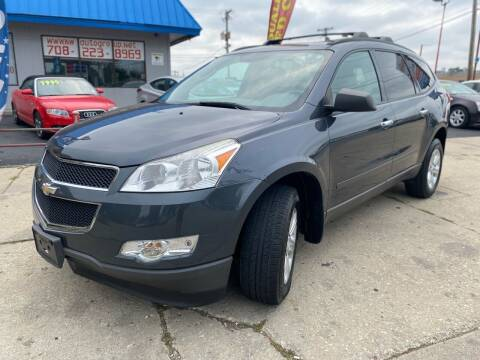 2012 Chevrolet Traverse for sale at Nationwide Auto Group in Melrose Park IL