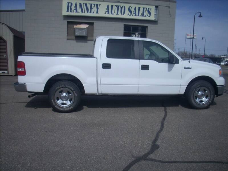2007 Ford F-150 for sale at Ranney's Auto Sales in Eau Claire WI