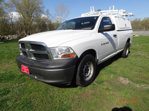 2011 RAM Ram Pickup 1500 for sale at John's Auto Sales in Council Bluffs IA