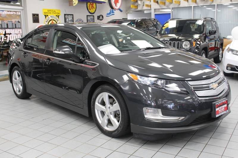 2014 Chevrolet Volt for sale at Windy City Motors in Chicago IL