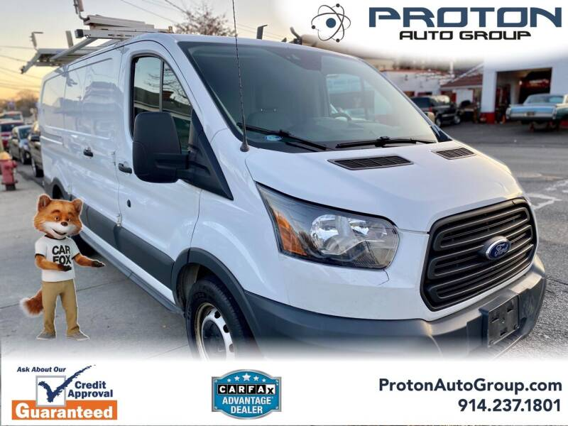 2016 Ford Transit Cargo for sale at Proton Auto Group in Yonkers NY