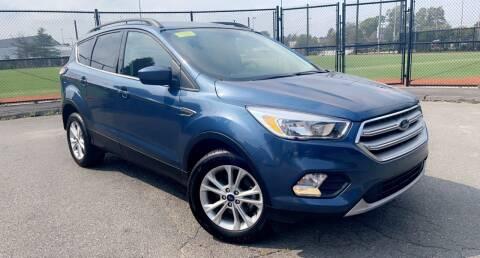 2018 Ford Escape for sale at Maxima Auto Sales in Malden MA