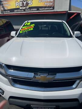 2016 Chevrolet Colorado for sale at Rey's Auto Sales in Stockton CA
