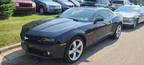 2010 Chevrolet Camaro for sale at Steve's Auto Sales in Madison WI